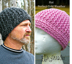 free crochet hat patterns posts tagged:  ifmnulq