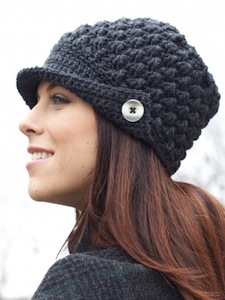 free crochet hat patterns: winter uhxjzqg