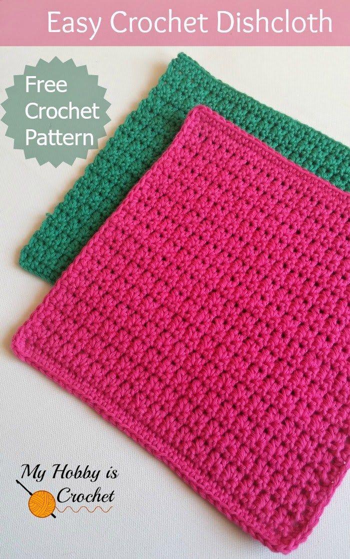 Free crochet patterns 10 free crochet dishcloth patterns - the lavender chair more snfprat