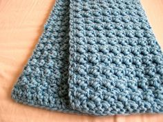 free crochet scarf patterns easy and textured scarf. free crochet ... wfpfivh