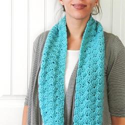 free crochet scarf patterns ... free crochet infinity scarf pattern vuulyej