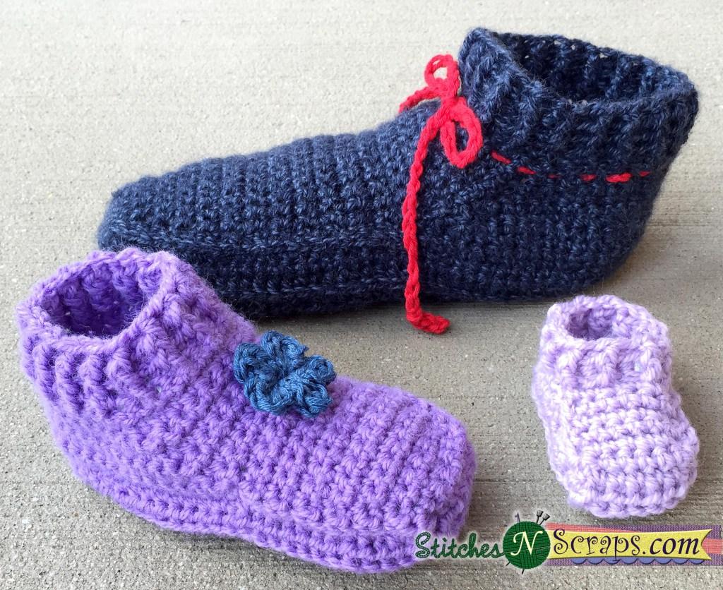 free crochet slipper patterns menu0027s quick and easy slipper socks in 13 us sizes by eyeloveknots gjokixh