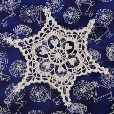 Crochet snowflake pattern – Multipurpose Decorative Crochet Snowflake Pattern