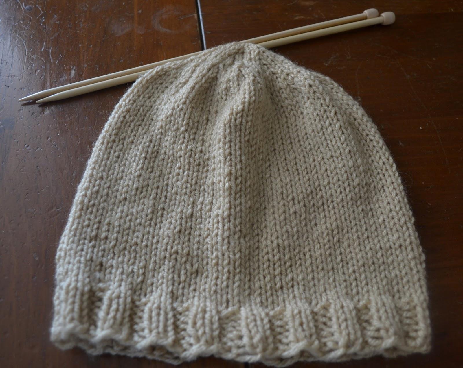 free knitting patterns for beginners free knitting pattern-basic menu0027s beanie hvccxox
