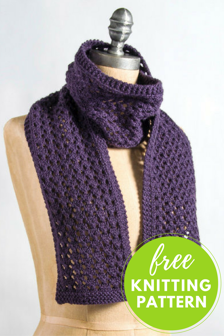 free knitting patterns for scarves one skein project - extra quick and easy scarf free knitting pattern! clzjjpb
