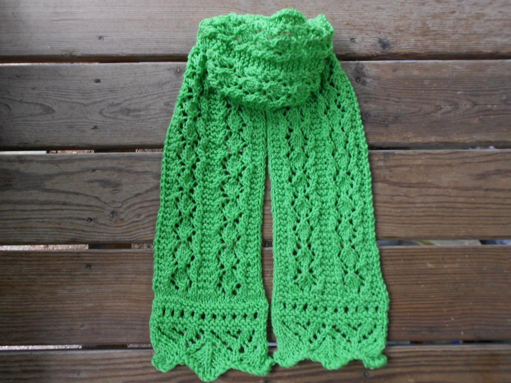 Finding Free Knitting Patterns For Scarves