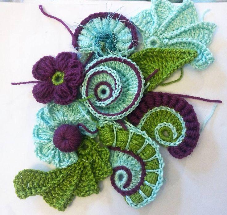 Freeform crochet- Design it in your way!!