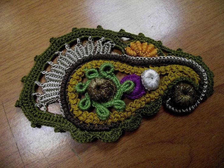 freeform crochet nkawvuv