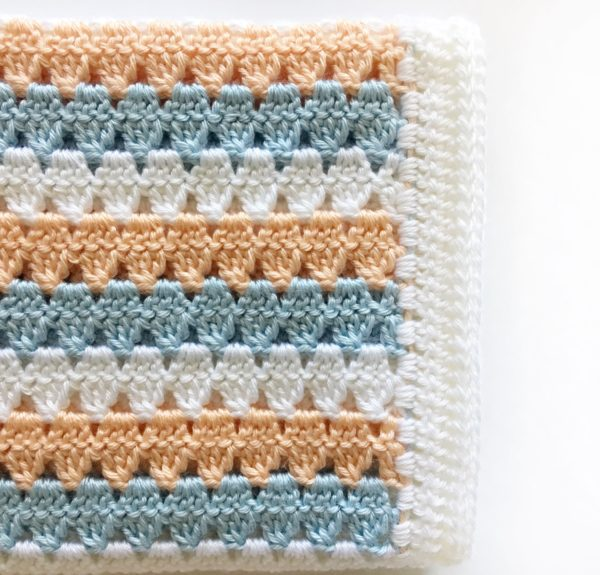 gender neutral crochet baby blanket roundup vbfeijk