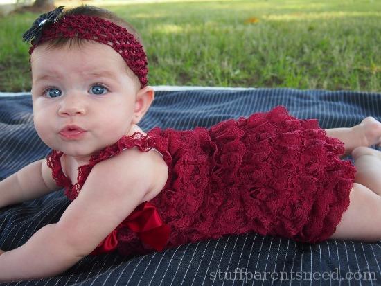 girls crochet headbands crochet headbands, lace romper and tutus, oh my! (giveaway!!!) mcazgzi