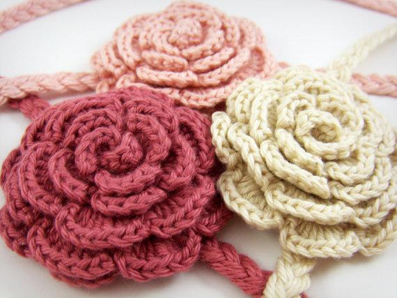 girls crochet headbands like this item? nfnicks