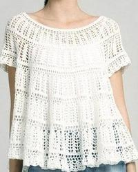 hand crochet clothing iwxyvea