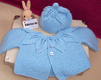 hand knitted boys sweater, knitted cardigan, knitted baby clothes, knitted  jumper, knitted msucwjt