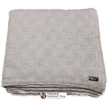 himalayan cashmere throw,natural cashmere blanket 54 mugpvdo