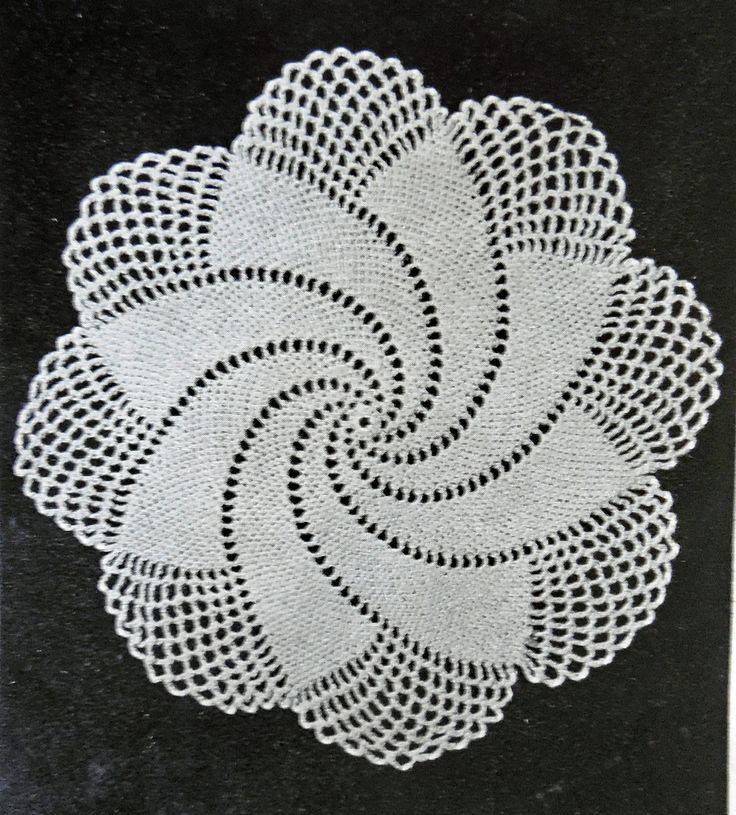 Doily patterns- Make your crochet unique