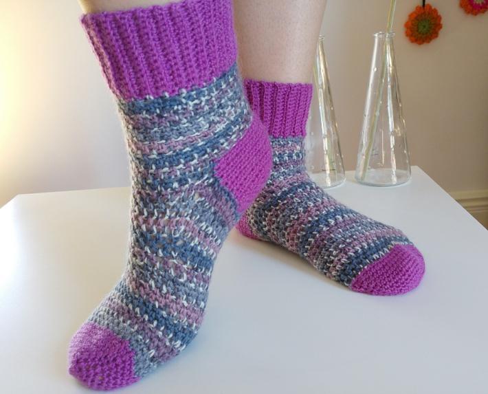 how to crochet socks super sonic socks 1 jlbweoy