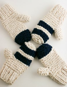 how to knit mittens cozy knit mitten patterns hwmaoiw