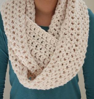 infinity scarf crochet pattern cozy infinity scarf ewzhrcv