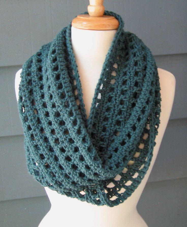 infinity scarf crochet pattern crochet infinity scarf (etsy -no pattern but good inspiration) zestqxh