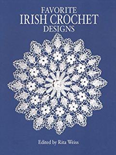 Irish Crochet favorite irish crochet designs (dover knitting, crochet, tatting, lace) luhsgvh