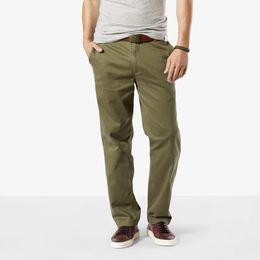 Khaki pants big u0026tall washed khaki | olive | dockers® united states (us) akwlczc