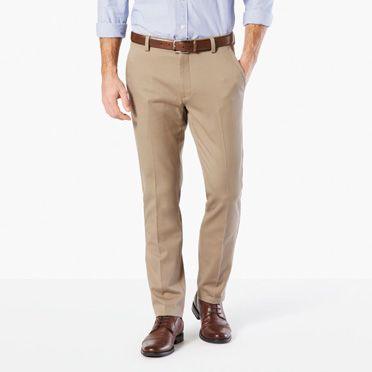 Khaki pants easy stretch khaki, slim tapered fit | khaki | dockers® united states (us) plycxgz