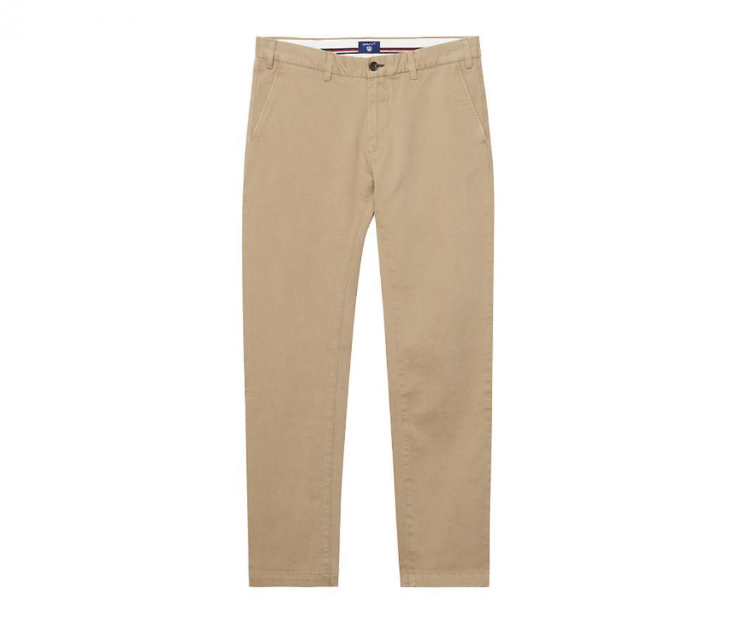 Khaki pants gant lhyfusa
