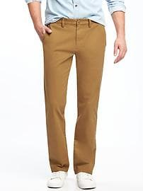 Khaki pants loose ultimate built-in flex khakis for men qgrklzo