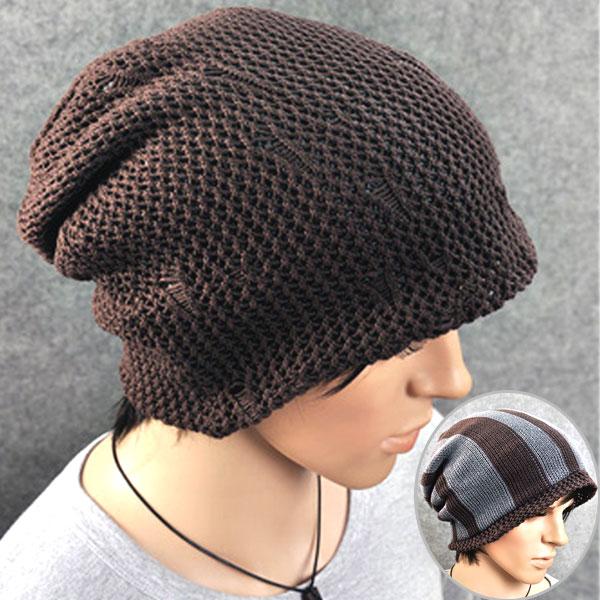knit cap hat knit knit hat island (i u0027 land) caps kamon reversible watermark braided xgjjthb