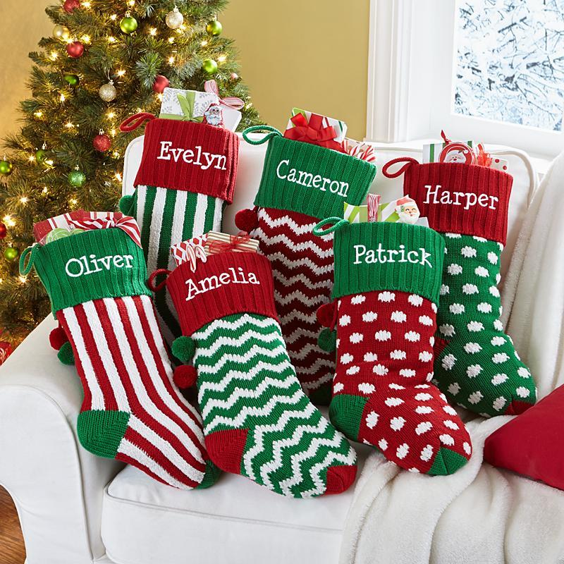 Knit Christmas Stockings whimsical knit stocking bqwkvey