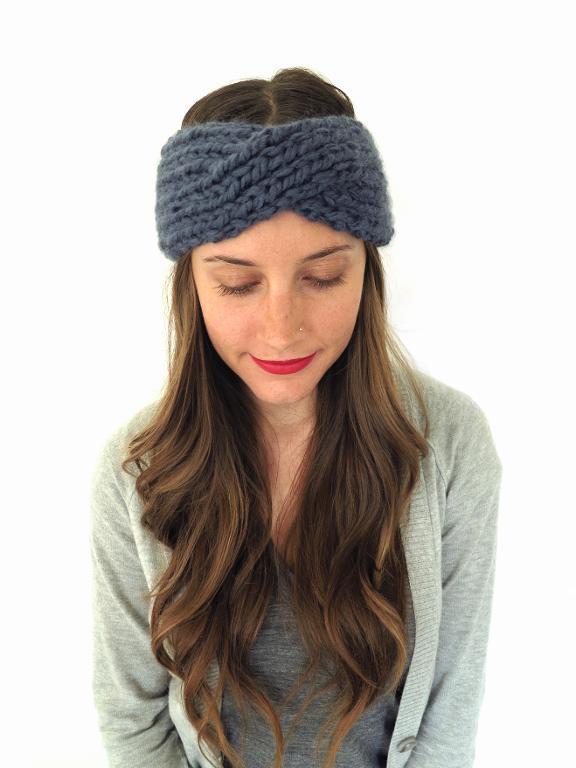 knit headband kahina headband knitting pattern bjtsxfn