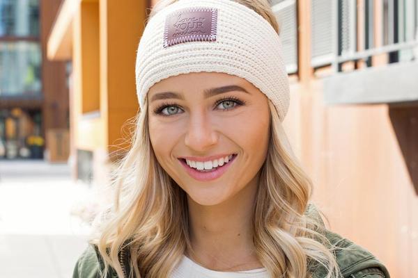 knit headband - natural knit headband knit headband - natural knit headband bljvmkc