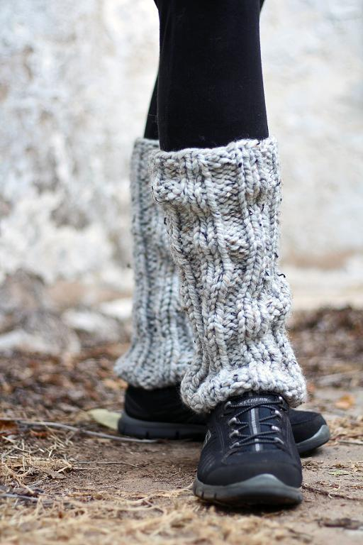 knit leg warmers (daring) knitting pattern hjygsqb