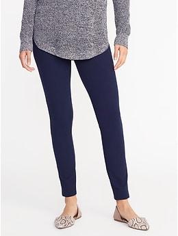 knit leggings heavy-knit jersey leggings for women kftcexw