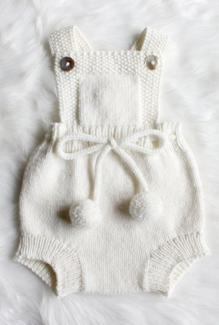 knitted baby clothes hand knitted baby romper | etsy jkuxphi bzpasxh