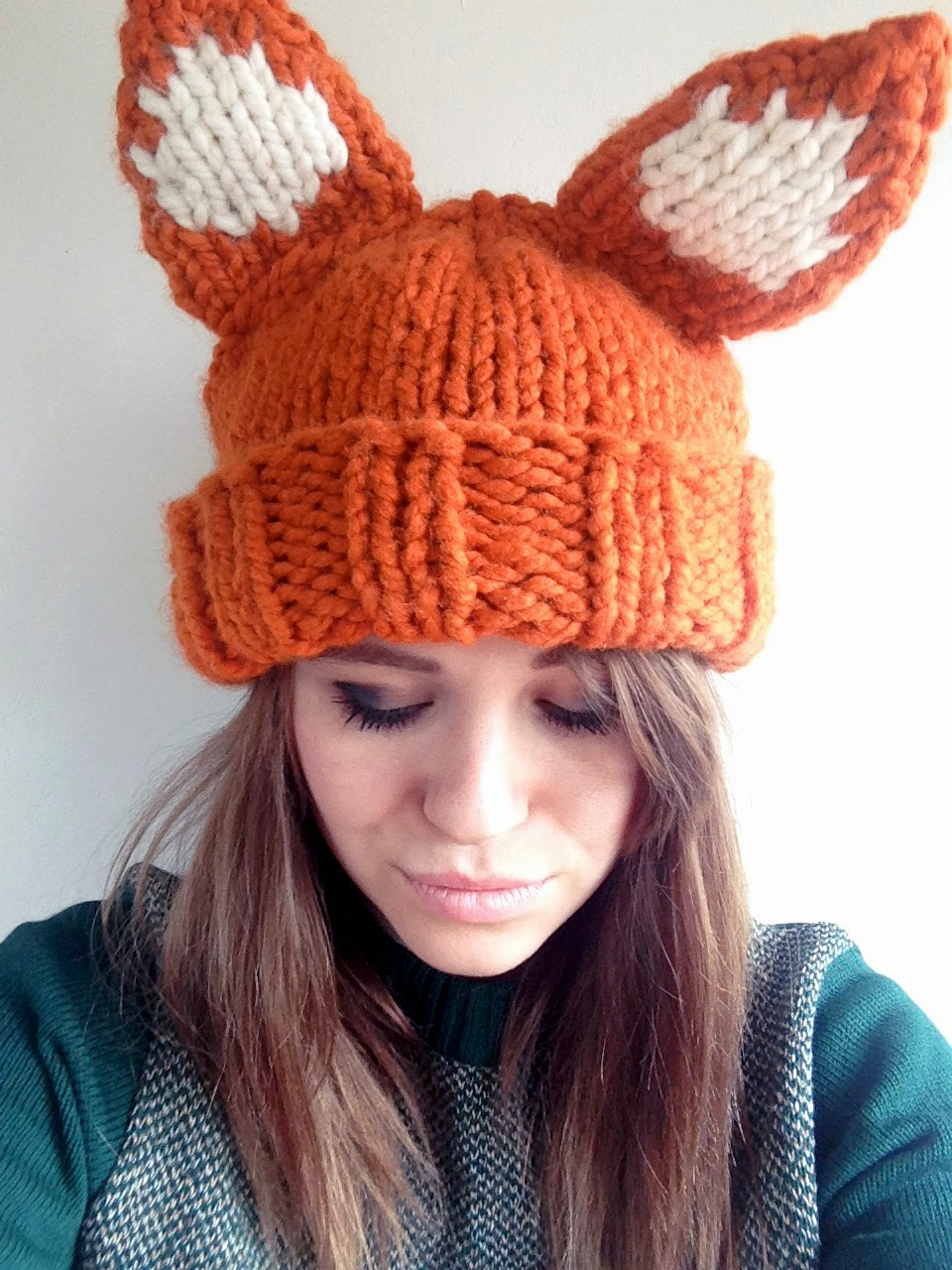 knitted hats 9. squirrel hat ilacgav