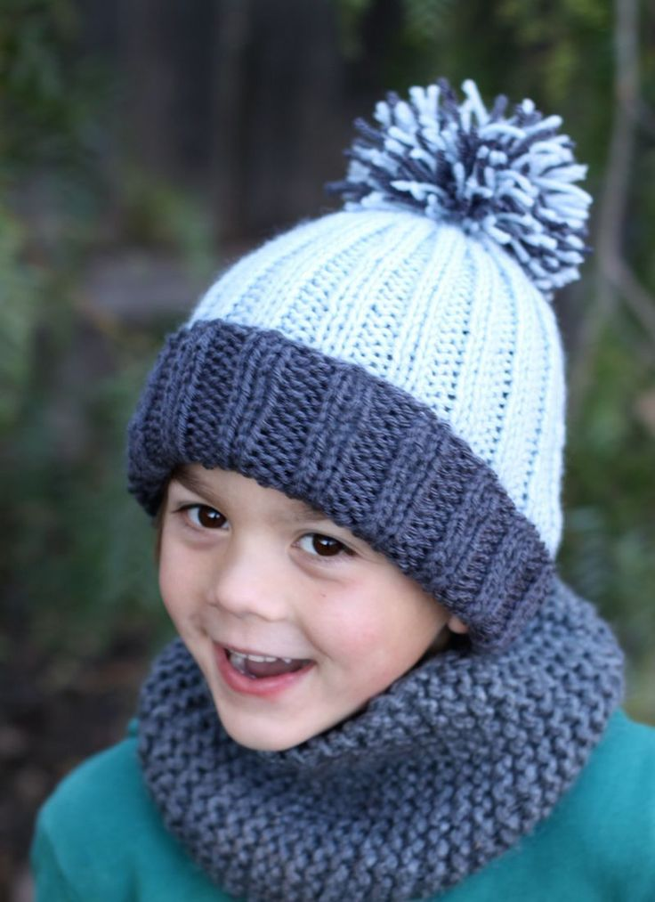 knitted hats free pattern: simple ribbed knit hat zdygpyh