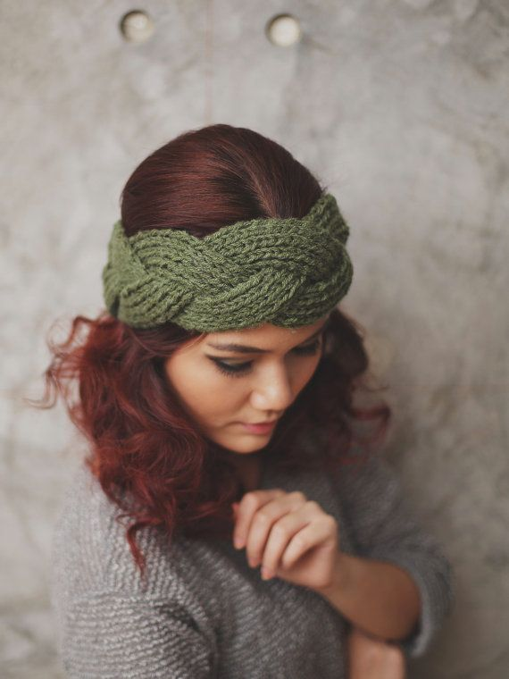knitted headband knit headband to style your hair obxylfl