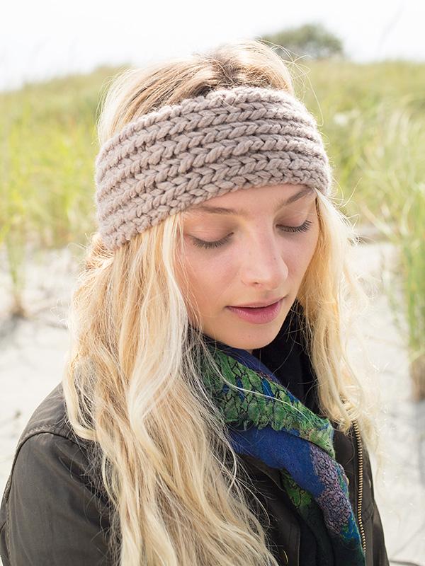 knitted headband profiteroles headband free knit pattern frjtlsh