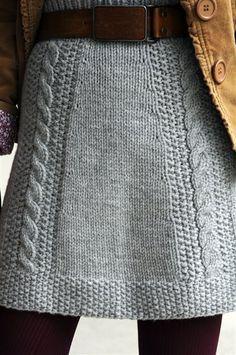 knitted skirt 15 looks para lucir espectacular este otoño zvocixu