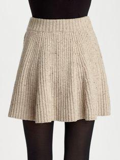 knitted skirt for soft g mcxwrln