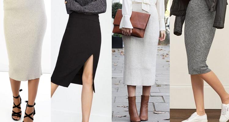 knitted skirt sdnhvzw