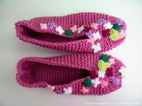 knitted slippers pattern rwkpvyl