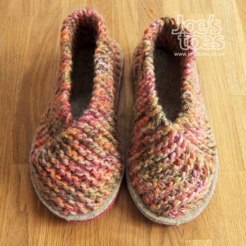 knitted slippers pattern shmynrx