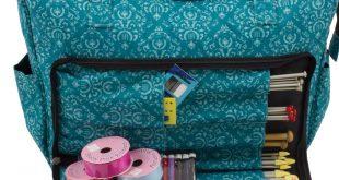knitting bags knitting and craft shoulder bag imperial teal dfgreuu