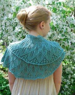 Knitting Designs cute knit shawlette ntqlszo