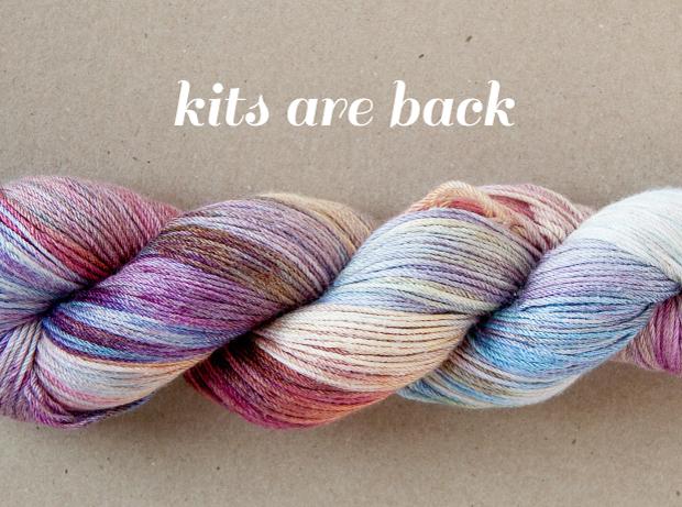 Knitting kits new sweatermaker yarns knitting kits! csphvpf