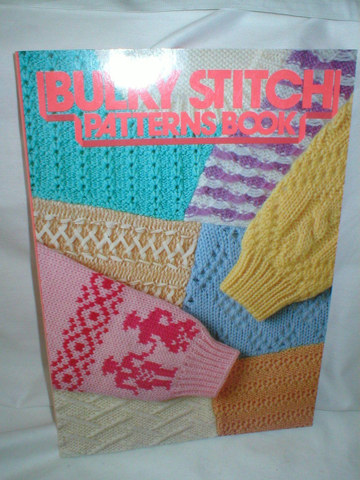 knitting machine patterns bulky stitch patterns book for brother chunky knitting machine b459 tprxyzp
