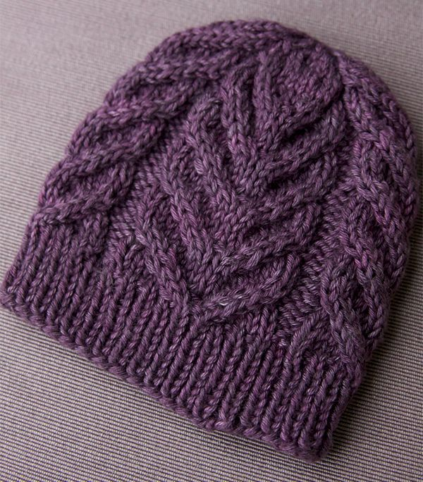 knitting patterns for hats northward - a free cable hat pattern! (tin can knits) yzeftsi