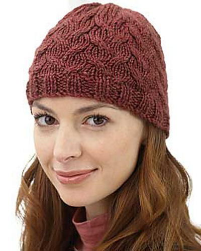 knitting patterns for hats soft cable hat knitting pattern tbouhit